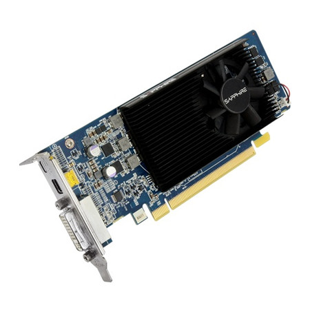 Placa de Vídeo R7 250 1GB DDR5 128Bit Low Profile 11215-06-20G - Sapphire