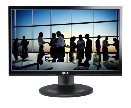 Monitor LED 19.5 com Ajuste de Altura 20M35P-B Preto - LG