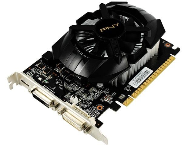 Placa de Vídeo Geforce GTX650 1GB GDDR5 128Bit VCGGTX6501XPB - PNY