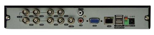 Kit de Vigilancia Digital CFTV DVR 8 Canais C/4 Cameras CCD Sony DK8-C1804CCD - Vonnic