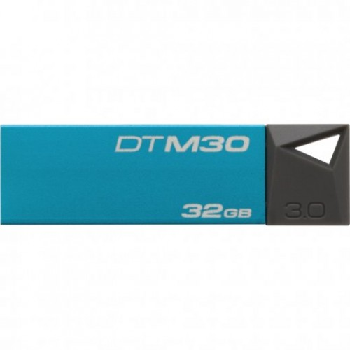 Pen Drive DataTraveler Mini 3.0 32Gb Azul DTM30/32GB - Kingston