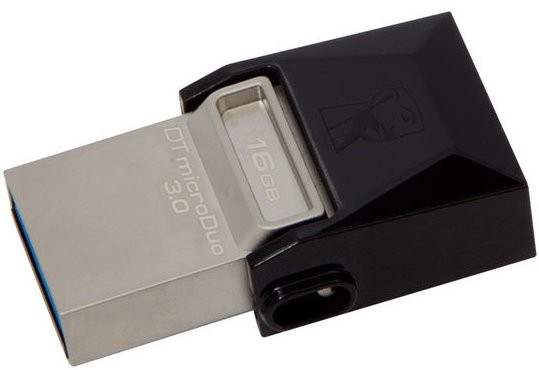 Pen Drive 16GB DTDUO USB/Micro USB DTDUO3/16GB USB 3.0 - Kingston