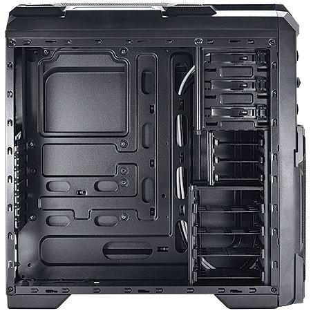 Gabinete ATX Gamer Panther Preto 5 Fan 22603 - PCYES