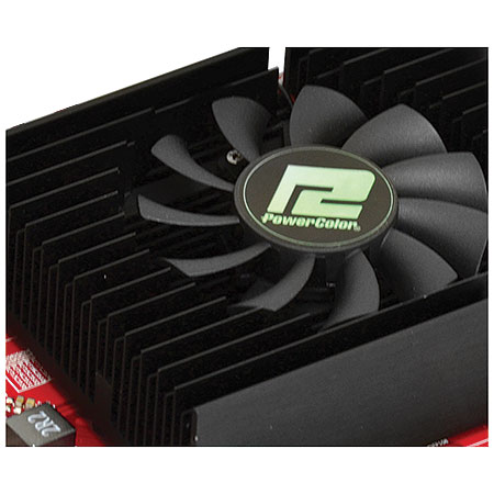 Placa de V�deo R7 250 2GB DDR3 128Bits OC Edition 2GBK3-HV2E/OC - Power Color