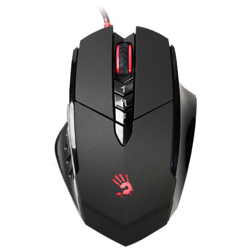 Mouse Bloody V-Track V5 Preto USB Laser 3200dpi - A4Tech