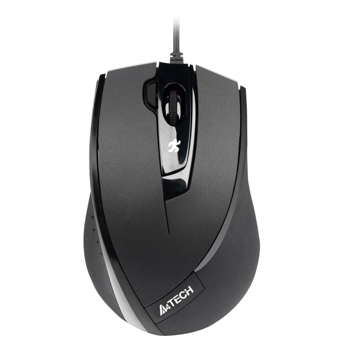 Mouse V-Track N-600X Black - A4tech