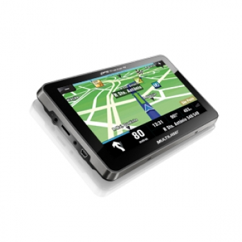 GPS Tracker 2 7 polegadas C/TV + FM GP015 - Multilaser