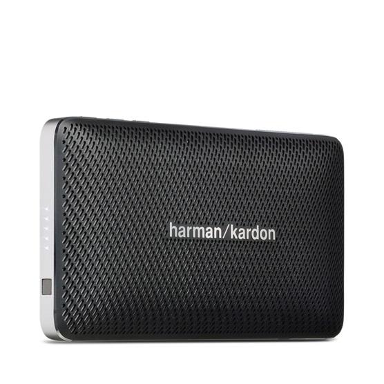 Caixa de Som Portátil Esquire Mini Preto Bluetooth HKESQUIREMINIBLKEU - Harman kardon
