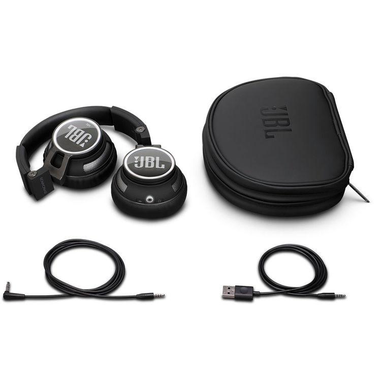 Fone de Ouvido Synchros S400BT Bluetooth Preto (Tecnologia NFC) - JBL