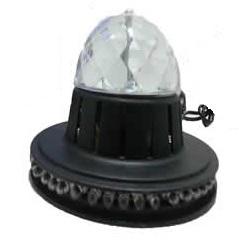 Mini Luminária 220V Led RGB LU0036