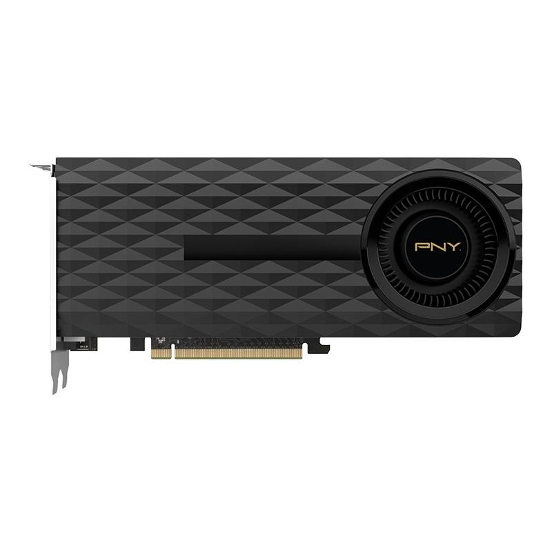 Placa de Vídeo Geforce GTX970 4GB 256Bit DDR5 VCGGTX9704XPB  - PNY