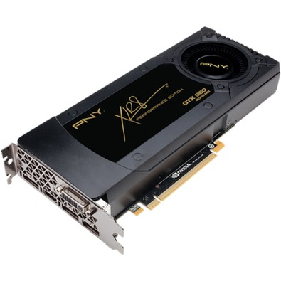 Placa de V�deo Geforce GTX960 2GB DDR5 128Bits VCGGTX9602XPB - PNY