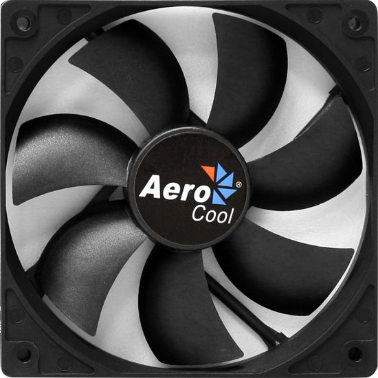 Cooler FAN 120x120 Dark Force Black EN51332 - Aerocool