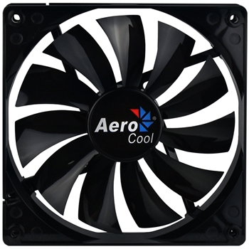 Cooler FAN 140x140 Dark Force Black EN51349 - Aerocool