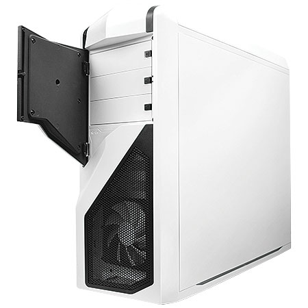 Gabinete Mid Tower Phantom 410 Branco Piano CA-PH410-W1 - NZXT