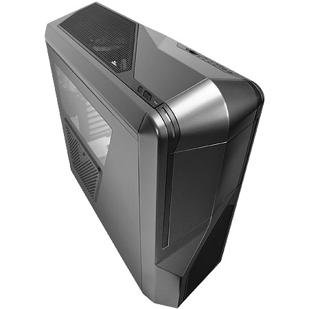 Gabinete Mid Tower Phantom 410 Gunmetal CA-PH410-G1 - NZXT