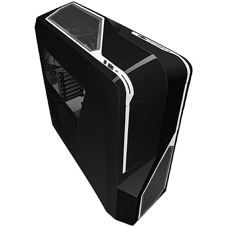 Gabinete Mid Tower Phantom 410 Pretp/Branco CA-PH410-B2 - NZXT