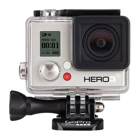 Câmera 5MP Hero3 White Wi-FI CHDHE-302 - GoPro