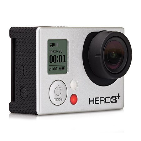 Câmera Hero 3+ Black Edition 12MP Full HD 1080p Wi-Fi CHDHX-302 - GoPro