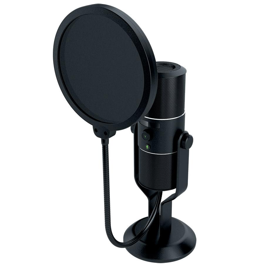 Microfone Seirén RZ05-01270100-R3U1 - Razer