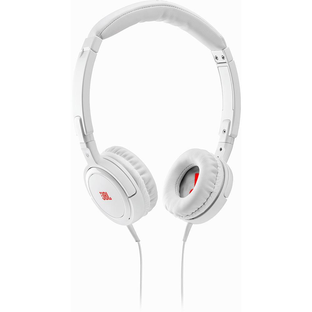 Fone de Ouvido Vibe On Ear Branco - JBL
