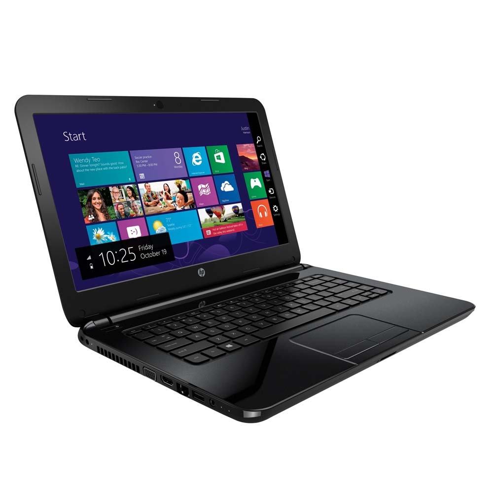 Notebook 14-R051BR Intel Core i3 Memória 4GB HD 500GB Tela LED 14 Windows 8.1 - HP
