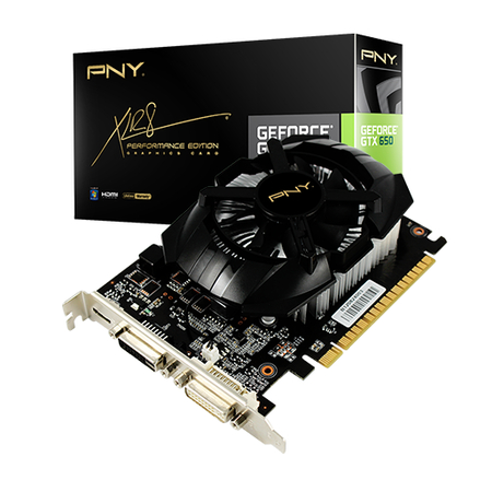 Placa de Vídeo Geforce GTX650 2GB DDR5 128Bit VCGGTX650XPB - PNY
