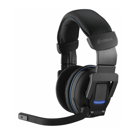 Headset Gamer Vengeance 2100 USB Dolby 7.1 CA-9011125 - Corsair