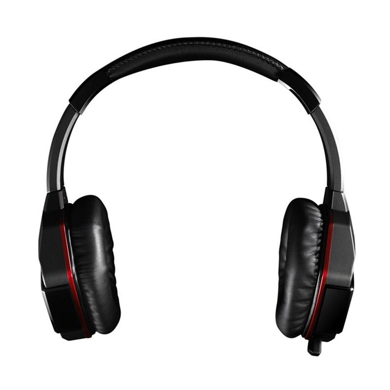 Headset Gamer Bloody 7.1 G501 Preto/Vermelho - A4tech