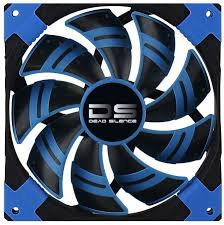 Cooler Fan 12cm DS Blue EN51585 - Aerocool