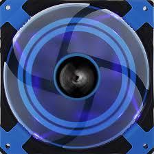 Cooler Fan 12cm DS Blue EN51585 - Aerocool