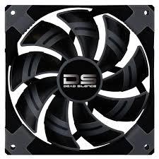 Cooler para CPU 12CM DS Black EN51561 Preto - Aerocool