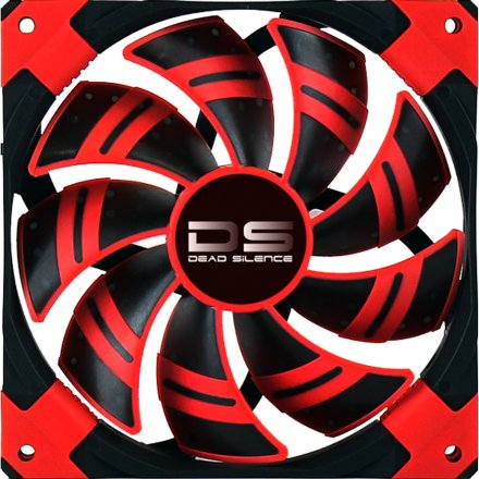 Cooler para Gabinete 12CM DS Vermelho EN51578 - Aerocool