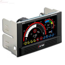 Controlador Painel Touch EN55369 V12XT - Aerocool