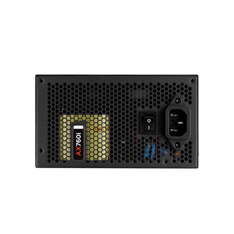 Fonte Modular 760W AX760i Digital ATX 80 Plus Platinium CP-9020036 - Corsair
