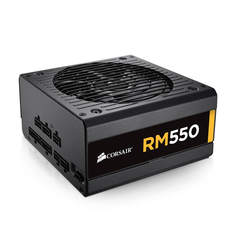 Fonte Modular 550W 80 Plus Gold RM550 CP-9020053 - Corsair