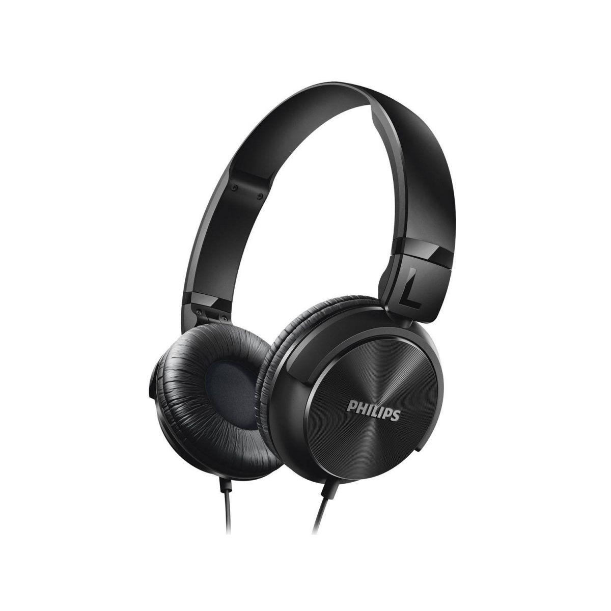 Fone de Ouvido Auricular SHL3060 Preto- Philips