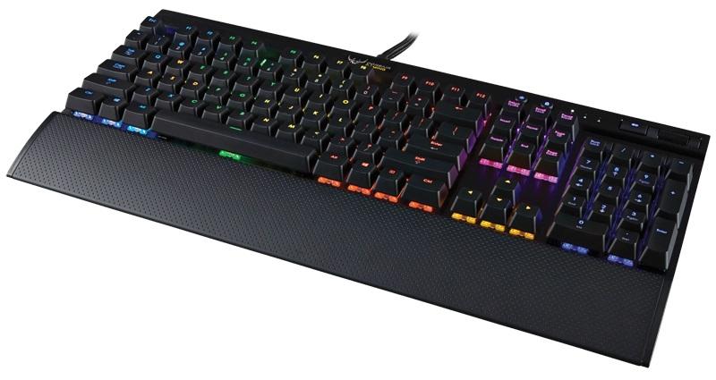 Teclado Mecânico Gaming K70 RGB (Vermelho Cherry MX) CH-9000068-NA - Corsair