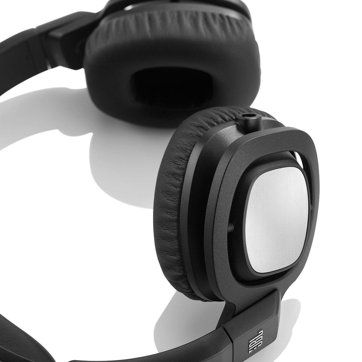 Fone de Ouvido com Microfone J55i Preto - JBL