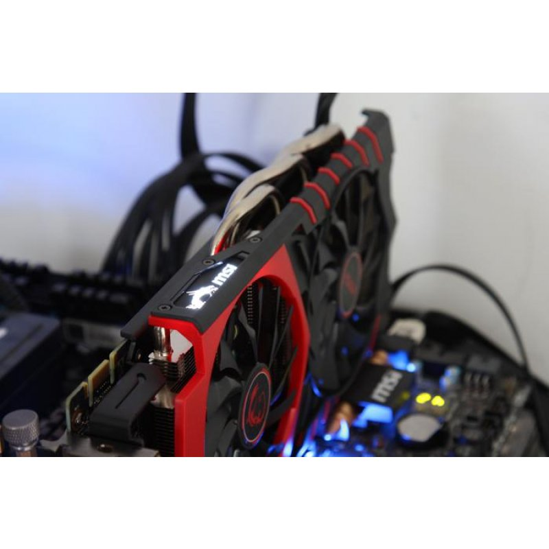 Placa de Vídeo Geforce GTX960 GAMING 2GB 128Bit DDR5 - MSI