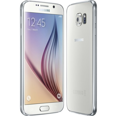 Smartphone Galaxy S6 G920I, Proc Octa Core, Android 5.0, Tela 5.1, 32GB, Câm 16MP, 4G, Branco - Samsung