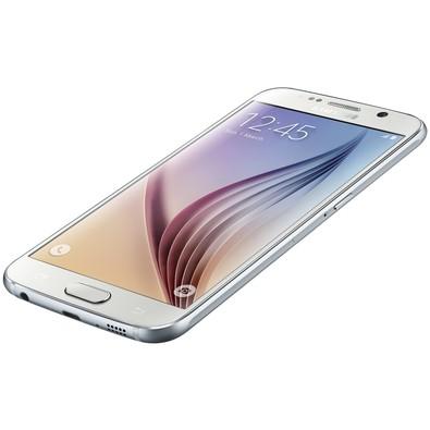 Smartphone Galaxy S6 G920I, Proc Octa Core, Android 5.0, Tela 5.1, 32GB, C�m 16MP, 4G, Branco - Samsung