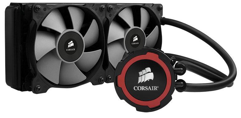 Cooler para CPU Refrigerado a Água H105 (Hydro Series) Alta Performance CW-9060016-WW - Corsair