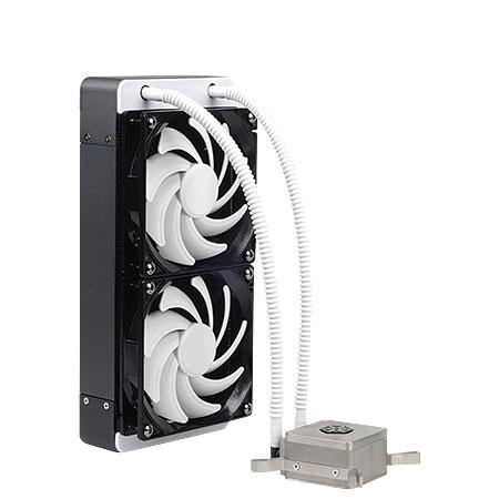 Water Cooler SST-TD02 com 02 Ventoinhas de 120mm G530TD02S410020 - Silverstone