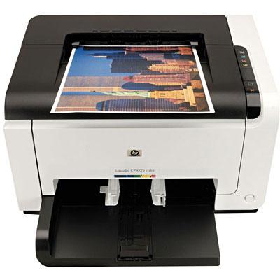 Impressora Laser Color CP1025 CF346A 110V  - HP