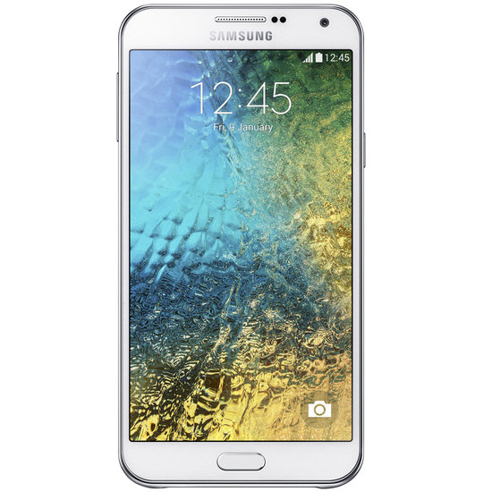 Smartphone Galaxy E7 Duos, 4G, Android 4.4, 16GB, 13MP, Branco E700M - Samsung