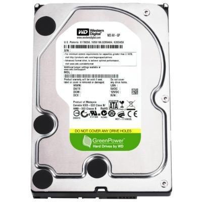 Hard Disk 1TB 7200RPM 64MB Sata III WD10EURX - Western Digital