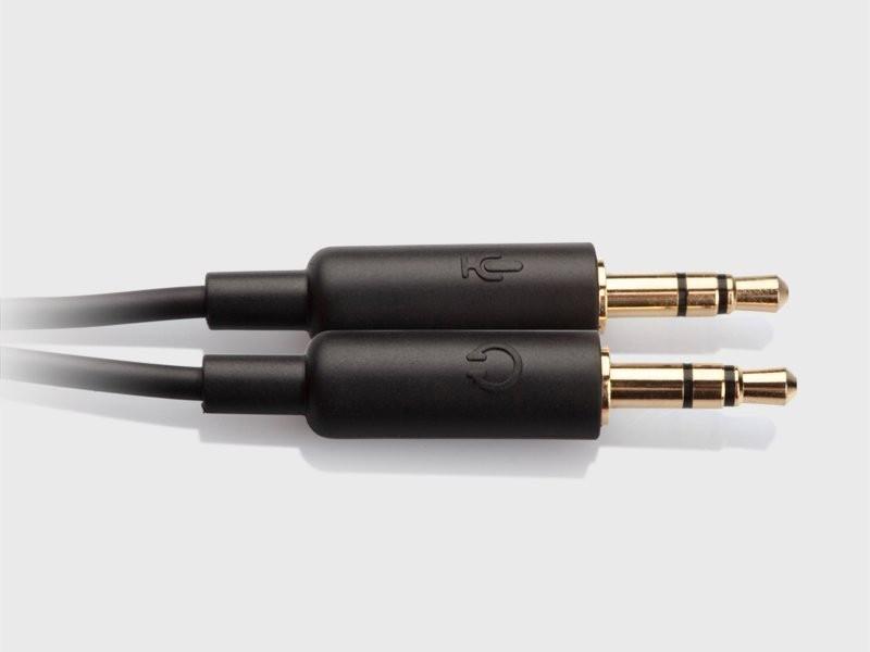 Fone de Ouvido com Microfone K820 Preto - Edifier