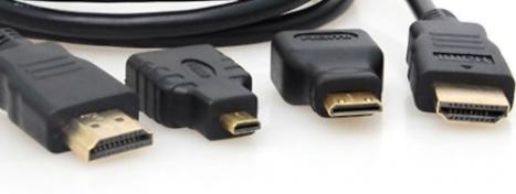 Cabo Conversor HDMI 3 em 1 CB126