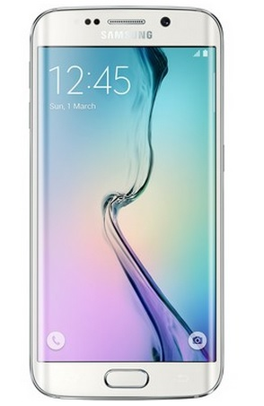 Smartphone Galaxy S6 Edge G925I, Octa Core, Android 5.0, Tela Super Amoled 5.1, 64GB, 16MP, 4G, Branco - Samsung